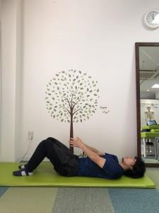 腹筋トレーニング2