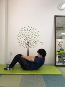 腹筋トレーニング1